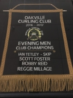 Order Championship Banner - 2016-17 Winners