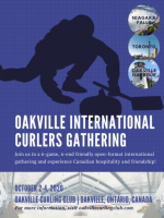 Oakville International Curlers' Gathering - 2021